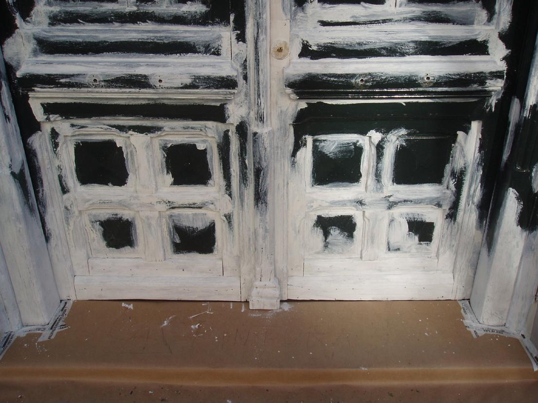 Restaurar puertas de madera - Reparar muebles antiguos ...