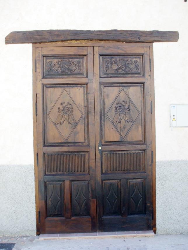 Restaurar puertas de madera for Puertas para reciclar