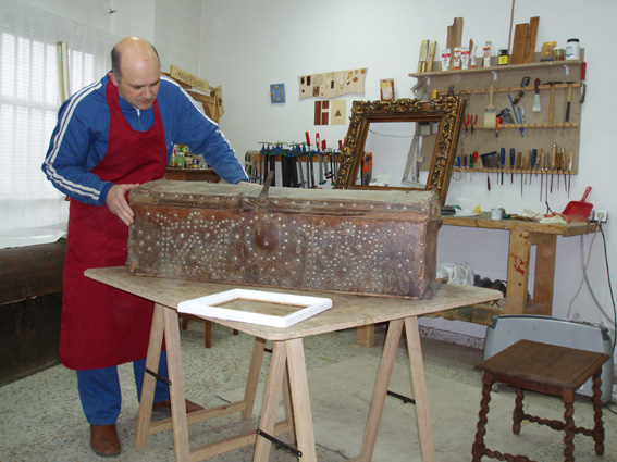 Restaurador De Muebles : Restauración de muebles